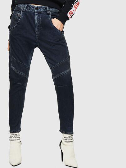 Diesel - Fayza JoggJeans 069HY, Dark Blue - Jeans - Image 1