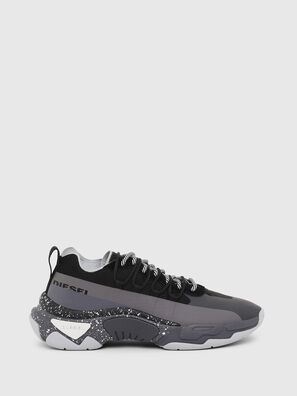 S-KIPPER BAND, Gray/Black - Sneakers