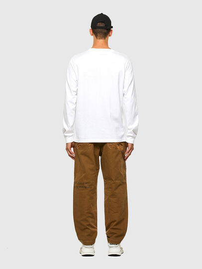 Diesel - P-TRENT, Light Brown - Pants - Image 6