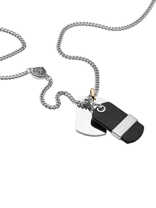 NECKLACE DX1084, Black