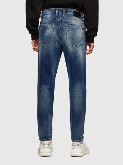Diesel - D-Vider 009RS, Dark Blue - Jeans - Image 2
