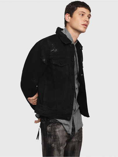 Diesel - D-HILL,  - Denim Jackets - Image 3