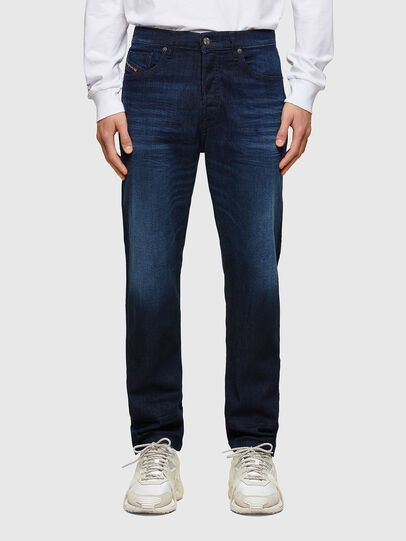 Diesel - D-Fining 069TN, Dark Blue - Jeans - Image 1