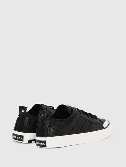 Diesel - S-ASTICO LOW LOGO, Black - Sneakers - Image 3