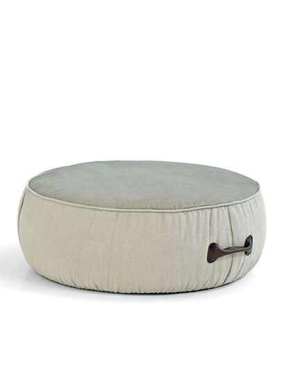 Diesel - CHUBBY CHIC - SMALL POUF, Multicolor  - Furniture - Image 4