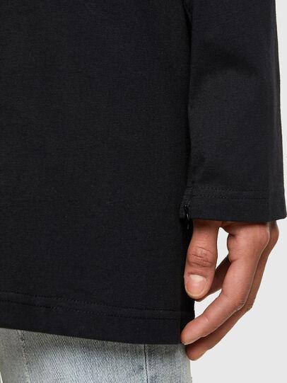 Diesel - T-MIST-E71, Black - T-Shirts - Image 4