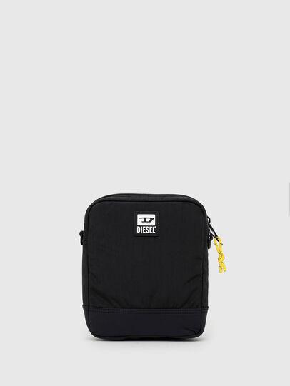 Diesel - ALTAIRO, Black - Crossbody Bags - Image 1
