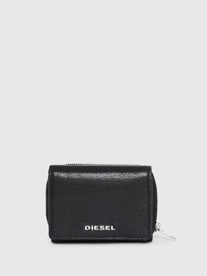 Diesel - SPEJAP, Black/Grey - Small Wallets - Image 1