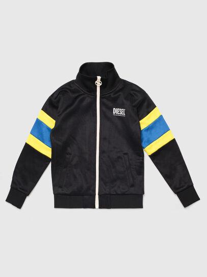 Diesel - SAKONX, Black - Sweaters - Image 1
