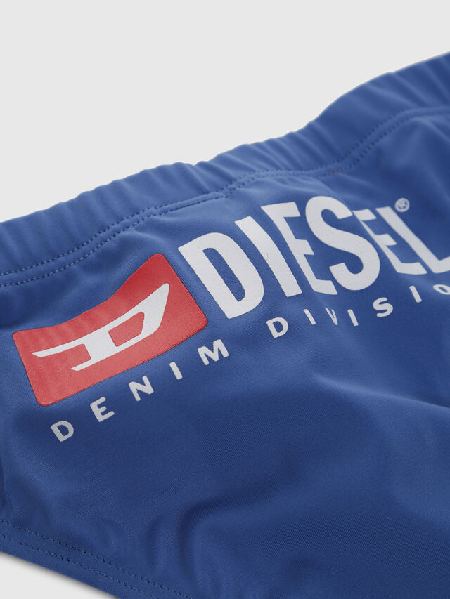 Diesel - MOZER, Navy Blue - Beachwear - Image 3