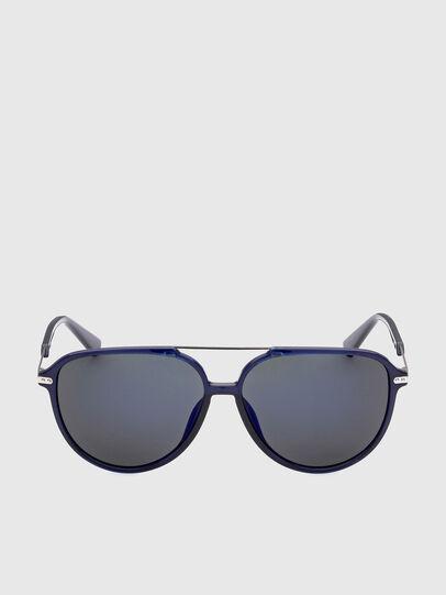 Diesel - DL0352, Blue - Sunglasses - Image 1