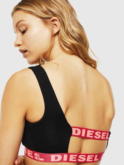 Diesel - UFSB-BAKS-L, Black/Red - Bras - Image 2