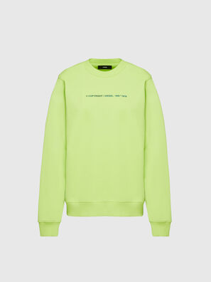 F-ANG-COPY, Green Fluo - Sweaters