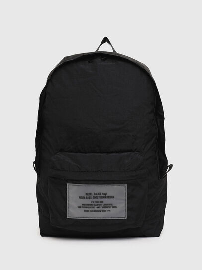 Diesel - BAPAK, Black - Backpacks - Image 1