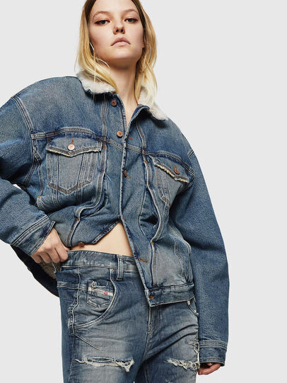 Diesel - Fayza JoggJeans 0890A,  - Jeans - Image 5