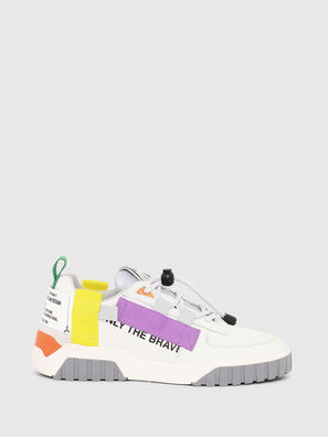 S-RUA LOW SP W, White - Sneakers