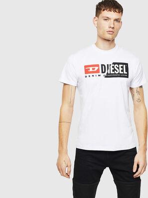 T-DIEGO-CUTY, White - T-Shirts