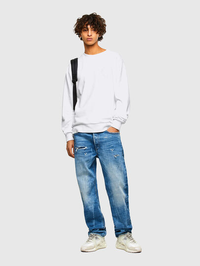 Diesel - S-GIRK-A73, White - Sweaters - Image 5