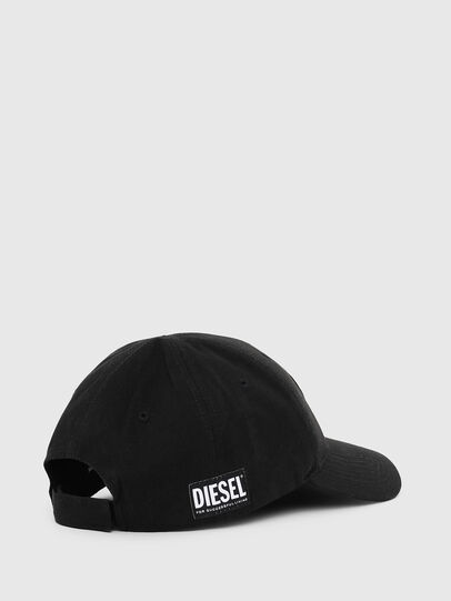 Diesel - LR-CAP, Black - Caps - Image 2