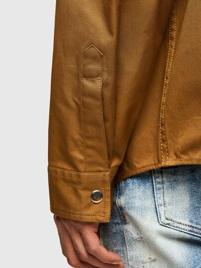 Diesel - S-RAFF, Light Brown - Shirts - Image 4