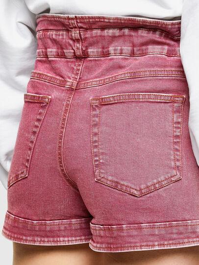 Diesel - DE-KUNAP-SP1, Pink - Shorts - Image 4