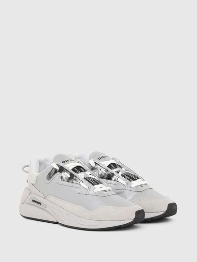 Diesel - S-SERENDIPITY LC W, Grey - Sneakers - Image 2