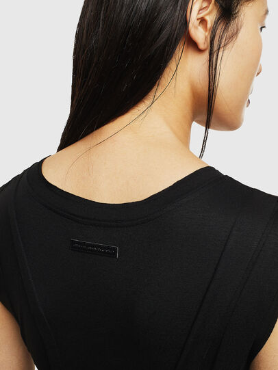 Diesel - D-AQUARZ, Black - Dresses - Image 6