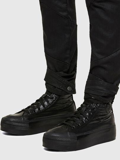 Diesel - D-Joy JoggJeans® 069TU, Dark Blue - Jeans - Image 5