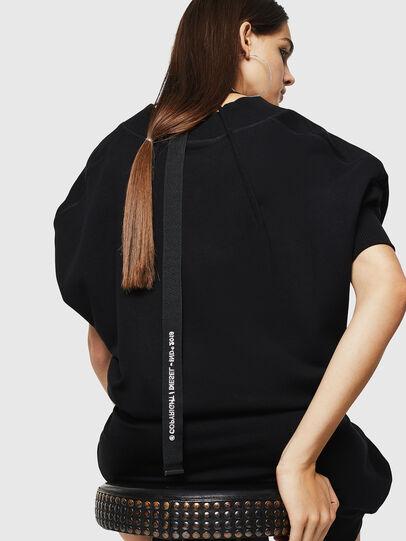Diesel - D-KESAR-A, Black - Dresses - Image 4