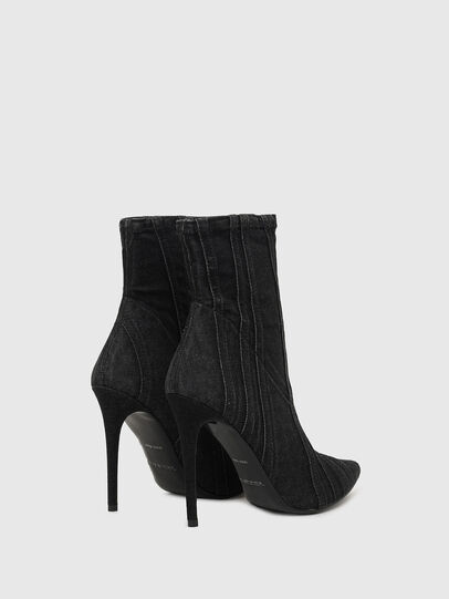 Diesel - D-YUCCA AB, Dark Blue - Ankle Boots - Image 3