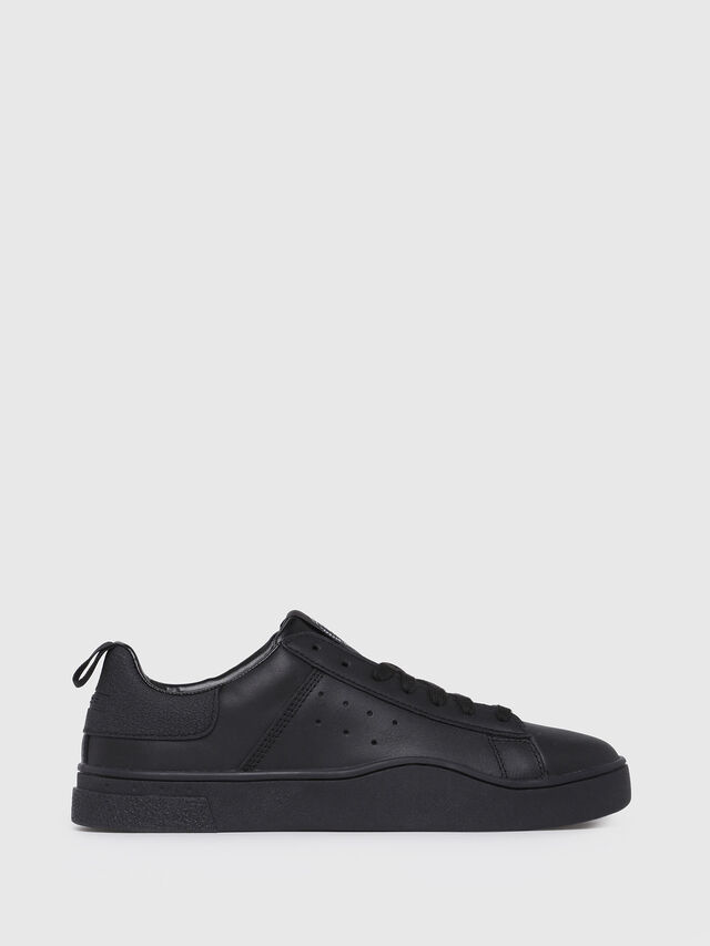 Diesel - S-CLEVER LOW W, Black - Sneakers - Image 1