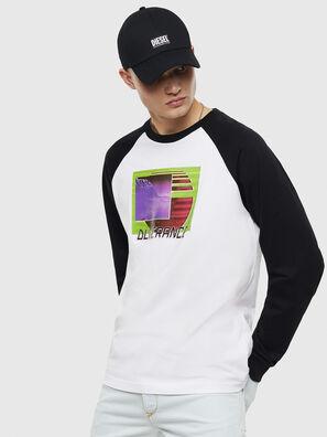 T-RODDI, White/Black - T-Shirts