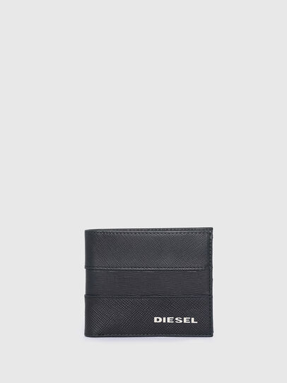 Diesel - HIRESH S, Dark Blue - Small Wallets - Image 1