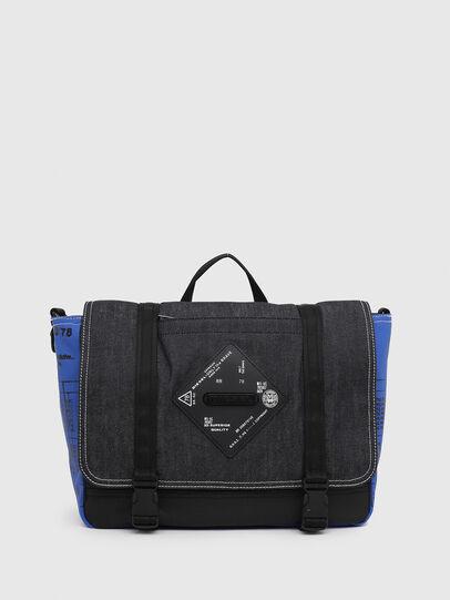 Diesel - VENESSENGER, Dark Blue - Crossbody Bags - Image 1