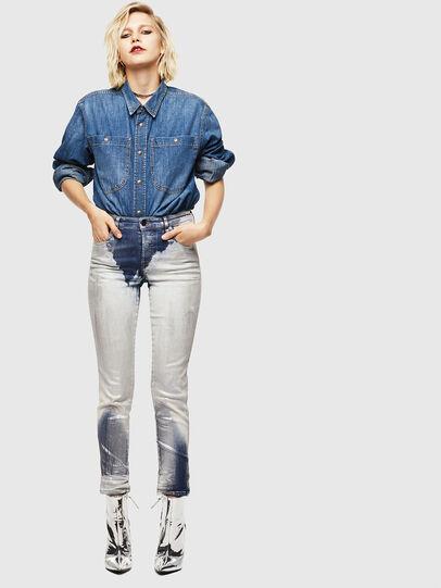 Diesel - Babhila 0094W, Medium blue - Jeans - Image 6