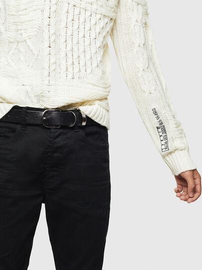 Diesel - K-BRIGLY, White - Knitwear - Image 5
