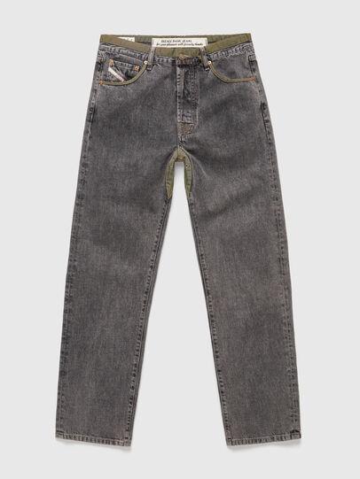 Diesel - DxD-P3 0CBBH, Black/Dark grey - Jeans - Image 1