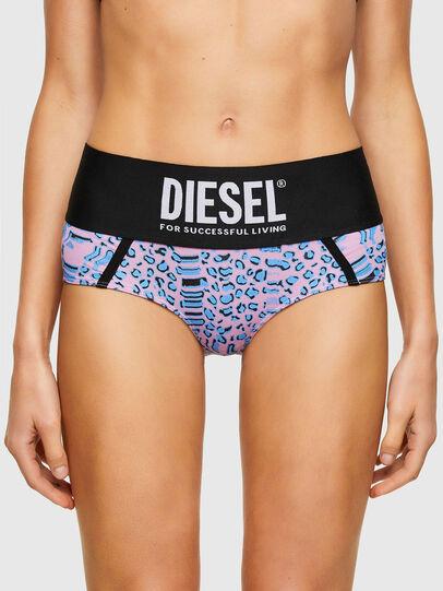 Diesel - UFPN-OXY, Blue/Pink - Panties - Image 1