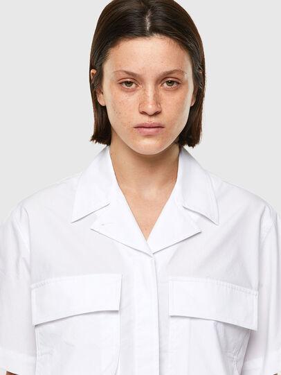 Diesel - C-ADARA-A, White - Shirts - Image 3
