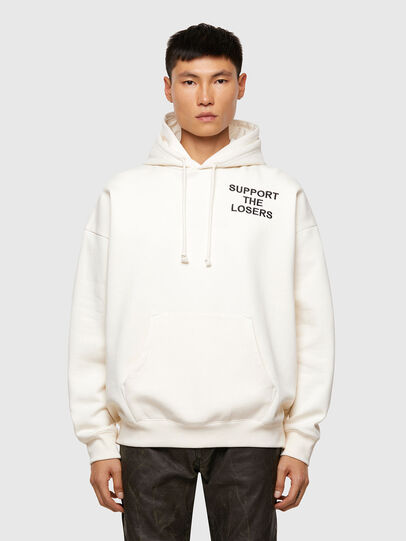 Diesel - S-UMMERHO, White - Sweaters - Image 1