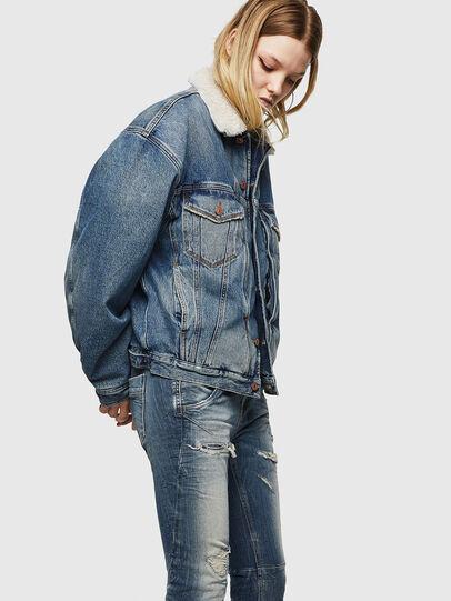 Diesel - Fayza JoggJeans 0890A,  - Jeans - Image 4