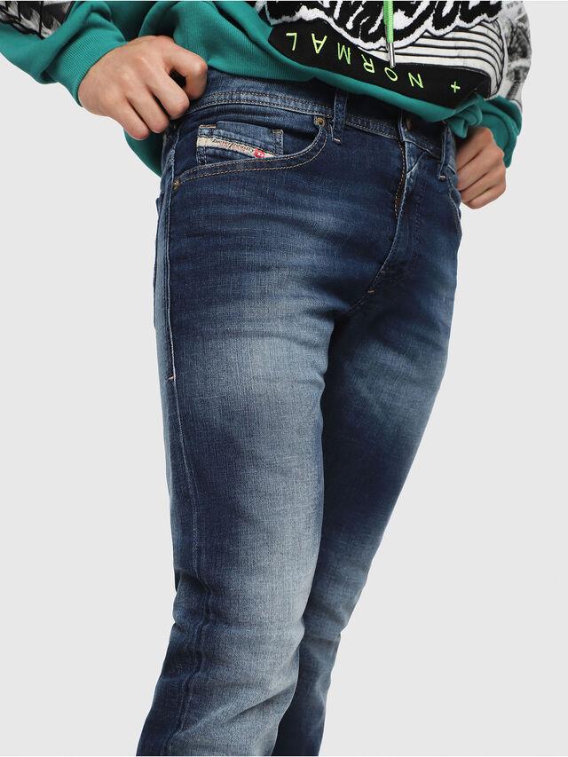 Diesel - Thommer 084GR, Dark Blue - Jeans - Image 3