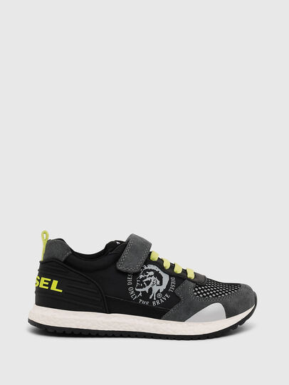 Diesel - SN RUNNER 01 LC CH, Black/Grey - Footwear - Image 1