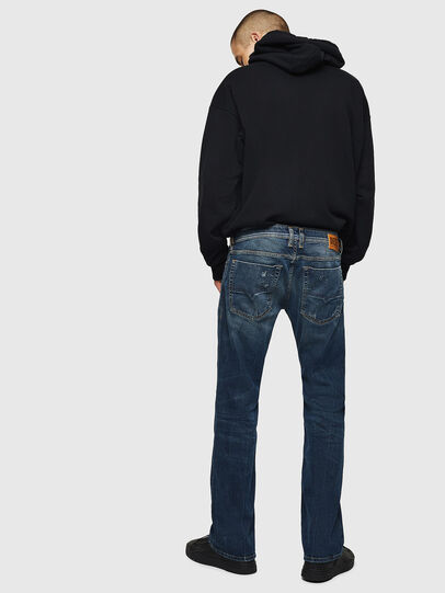 Diesel - Zatiny 083AC, Dark Blue - Jeans - Image 2