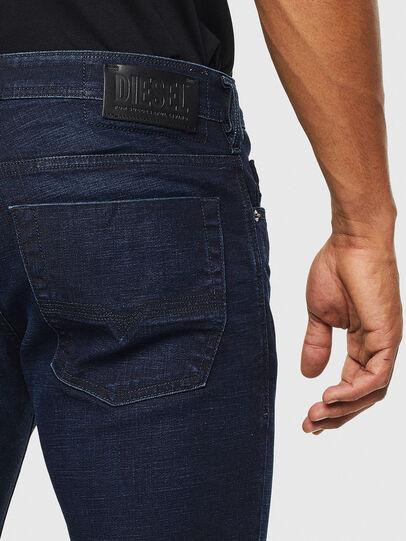 Diesel - Zatiny 0098I, Dark Blue - Jeans - Image 4