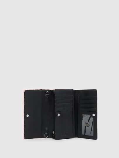 Diesel - GIPSI, Pink - Small Wallets - Image 5