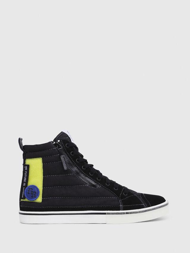 Diesel - D-VELOWS MID PATCH, Black - Sneakers - Image 1
