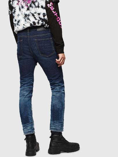Diesel - D-Eetar 0097U, Dark Blue - Jeans - Image 2