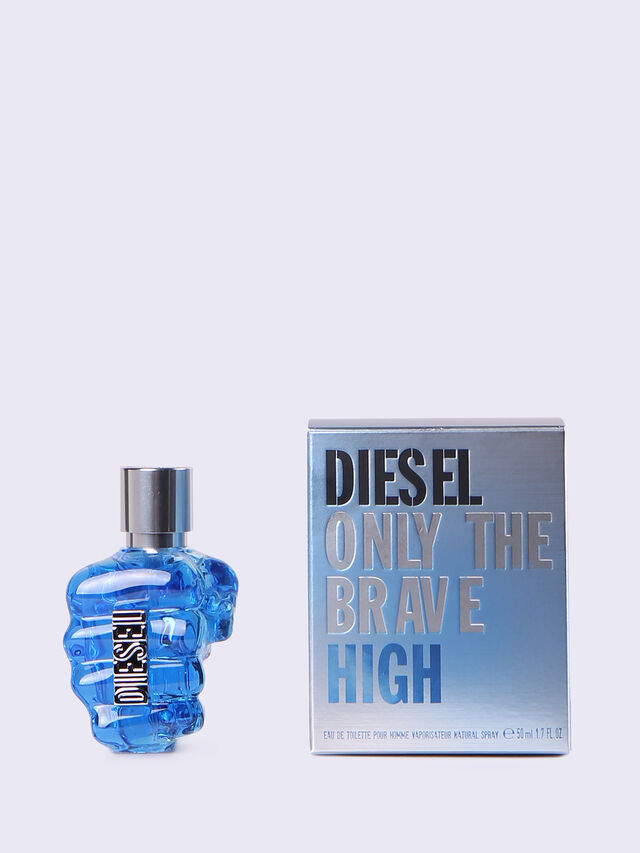 Diesel ONLY THE BRAVE HIGH  50ML, Blue - Only The Brave - Image 1