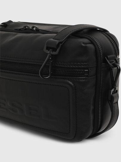 Diesel - FUTURAH, Black - Crossbody Bags - Image 5
